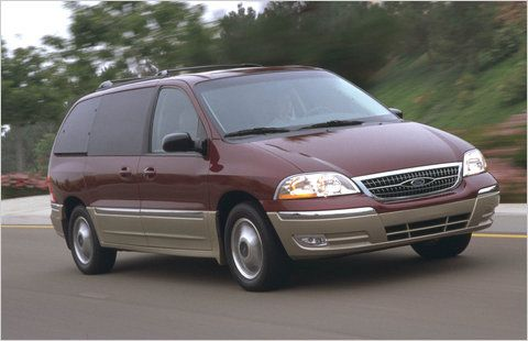 1999 Ford Minivan Google Search With Images Ford Windstar