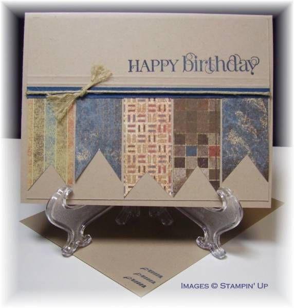 Masculine birthday stampin up suo handmade card curly cute masculine birthday stampin up suo handmade card curly cute bookmarktalkfo Gallery