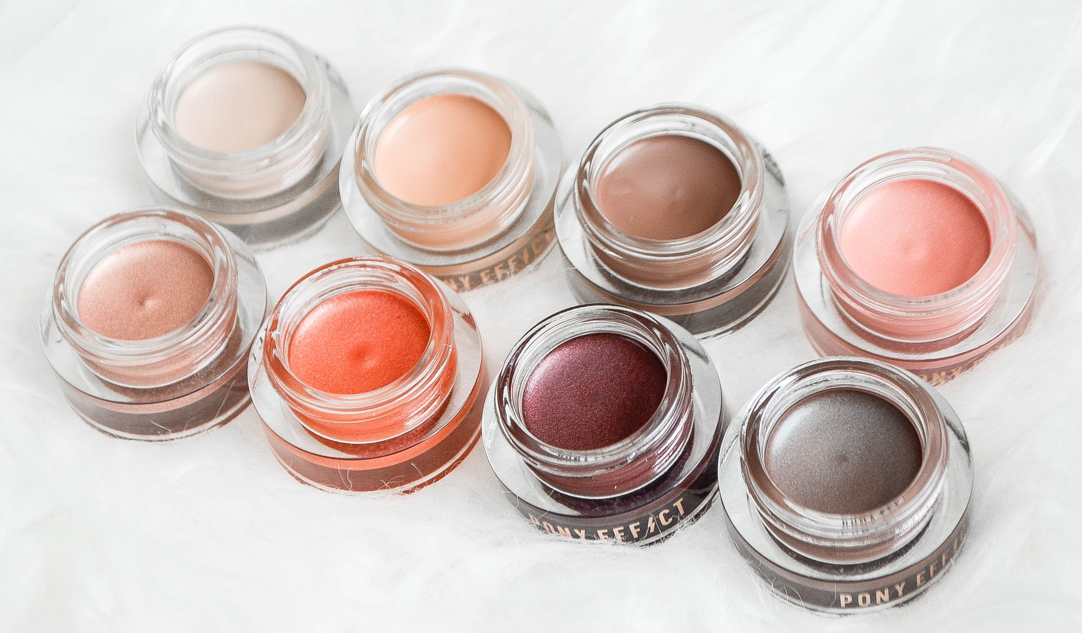 REVIEW Pony Effect Unlimited Cream Shadow Kit de