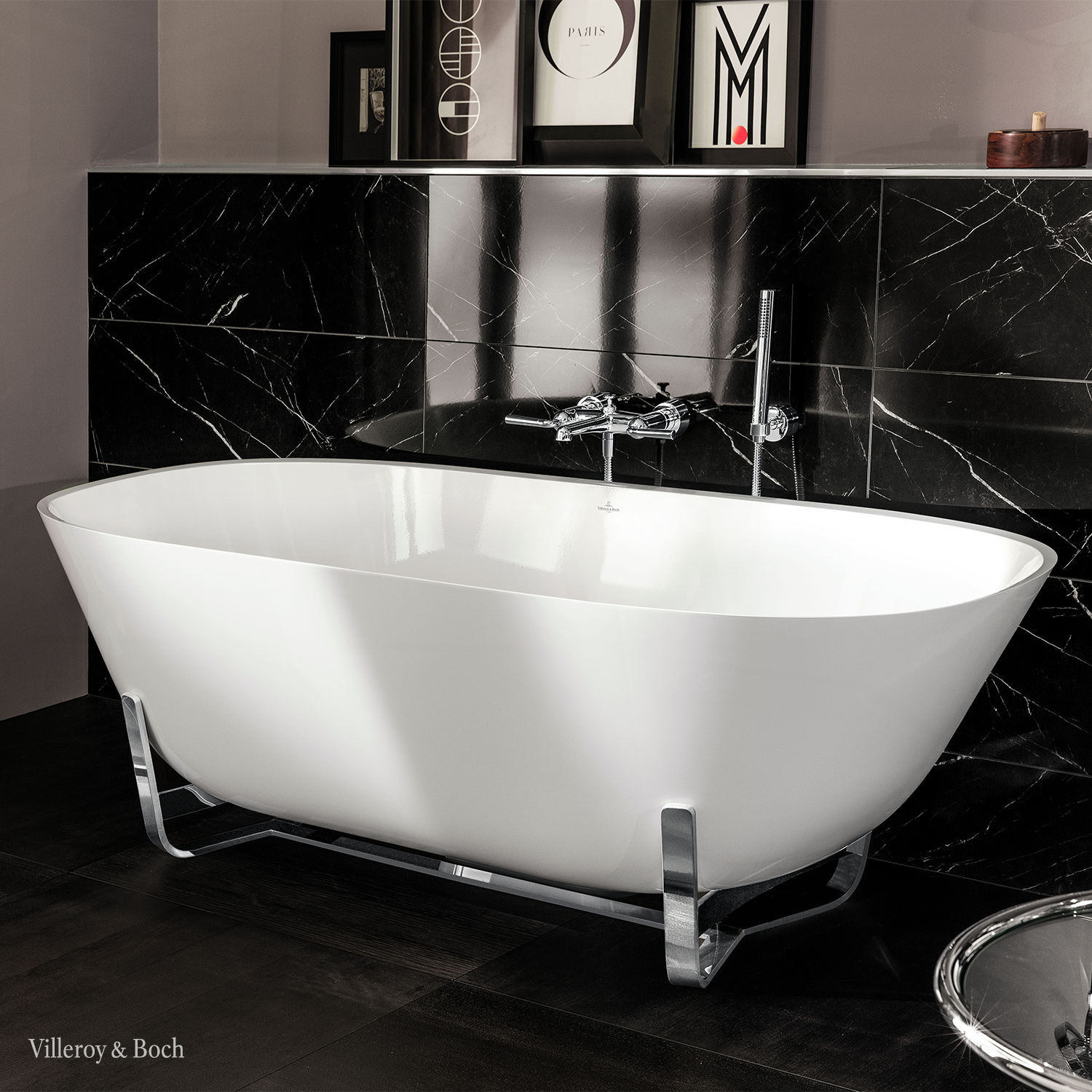 It S Never Wrong To Go For A Black White Style When It Comes To Your Bathroom Design Our Special Insider Tip Re Modern Bathroom Design Bathroom Design Trends