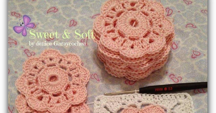 Para hacer la flor necesitan lana o hilo de algodón del grosor para ...