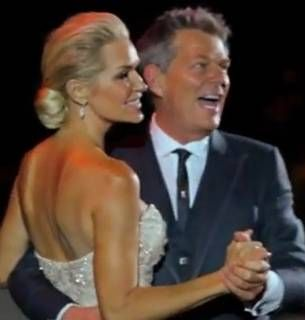 Real Housewives Yolanda Foster Shares Footage From Her Gorgeous Wedding Video Yolanda Foster Yolanda Foster Style Yolanda Hadid