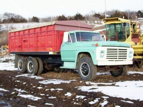 1968 ford truck used 1968 ford f600 truck for sale in munden kansas by palecek 39 s for. Black Bedroom Furniture Sets. Home Design Ideas