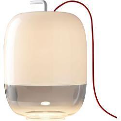 Photo of Prandina Gong T3 bordlampe, hvit, hvit kabel PrandinaPrandina