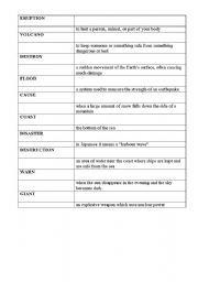 English worksheets volcano test activities pinterest volcano english worksheets volcano test ccuart Gallery