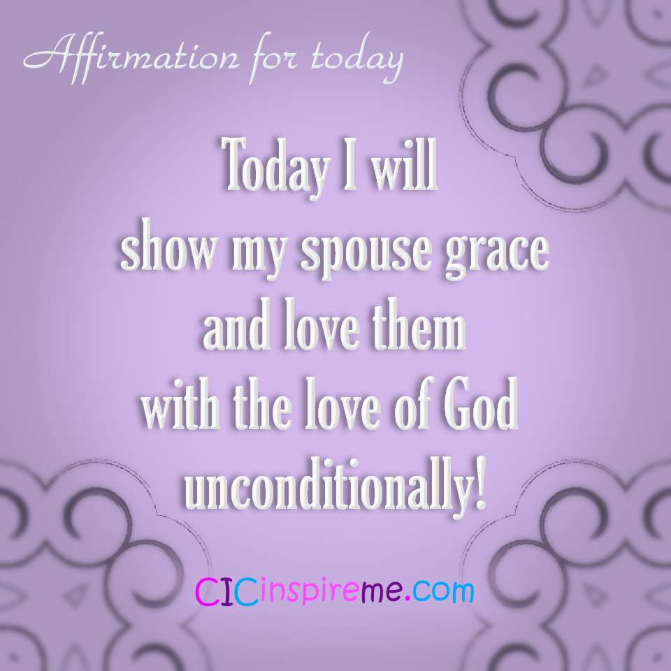Marriage Monday Affirmation Daily Positive Affirmations Affirmations Gratitude Board