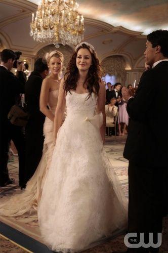 Look Back at Every Gossip Girl Wedding!   Gossip girls, Blair ...