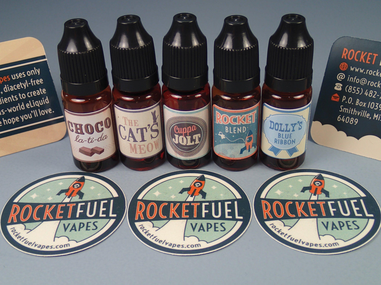 Rocket Fuel Vapes E Liquid Review Pt 1 Rocket Fuel E Juice Recipe Vape
