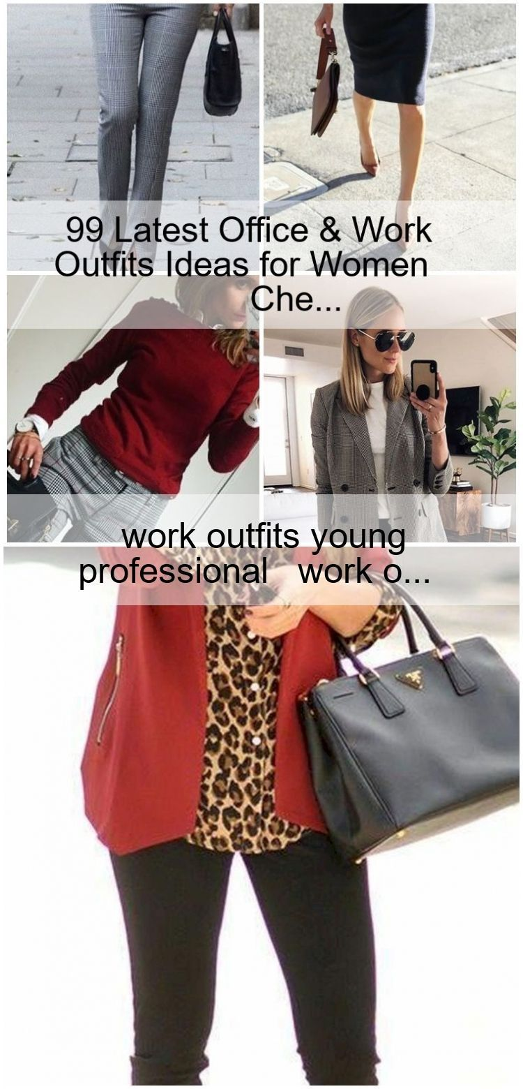 work outfits young professional #WORKOUTFITS #businessattireforyoungwomen work o...