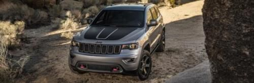 Gallerij: Bericht Jeep Grand Cherokee 2017