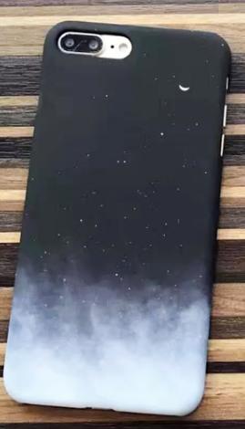 Lovely Moon Stars Sky Case – Phone Cases