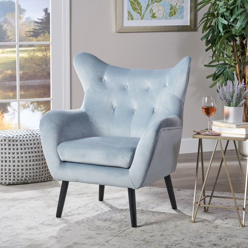 Bouck 21 Wingback Chair Living Room Design Teal Teal Living Room Decor Eclectic Living Room