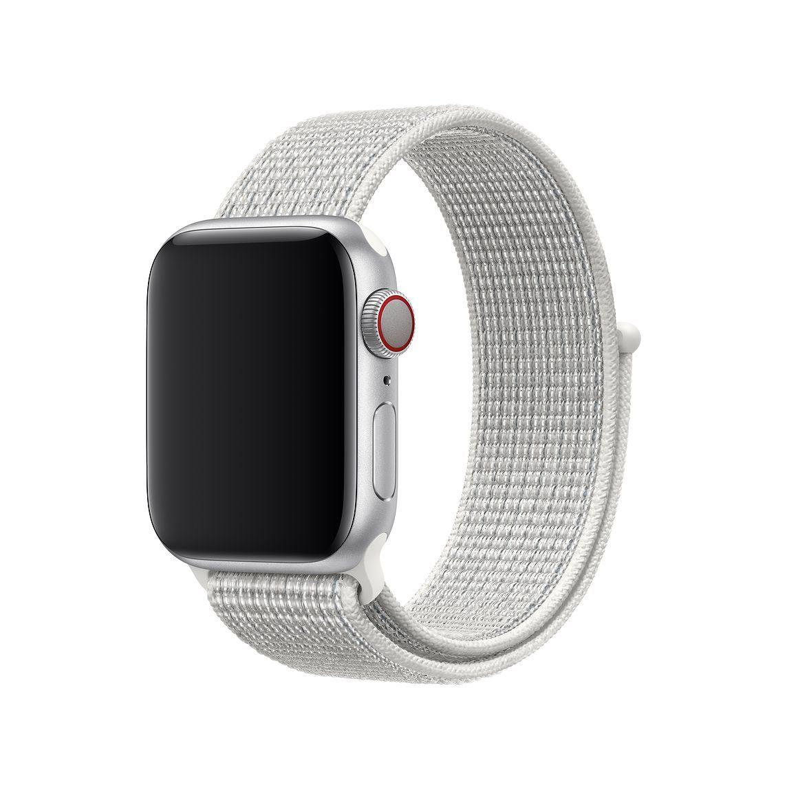 40mm Summit White Nike Sport Loop Apple watch nike