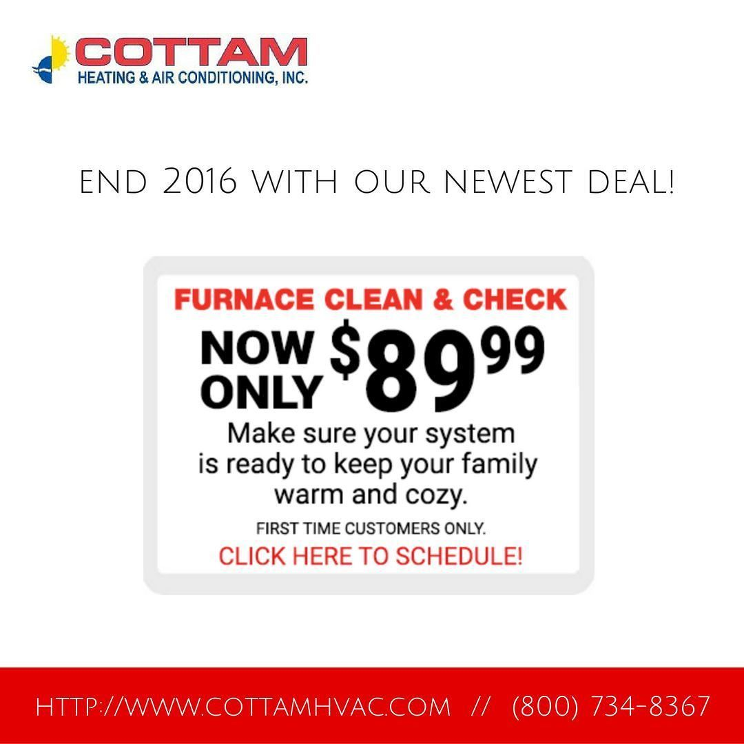 Comfort From Cottam Has Never Been More Affordable Have Our Team