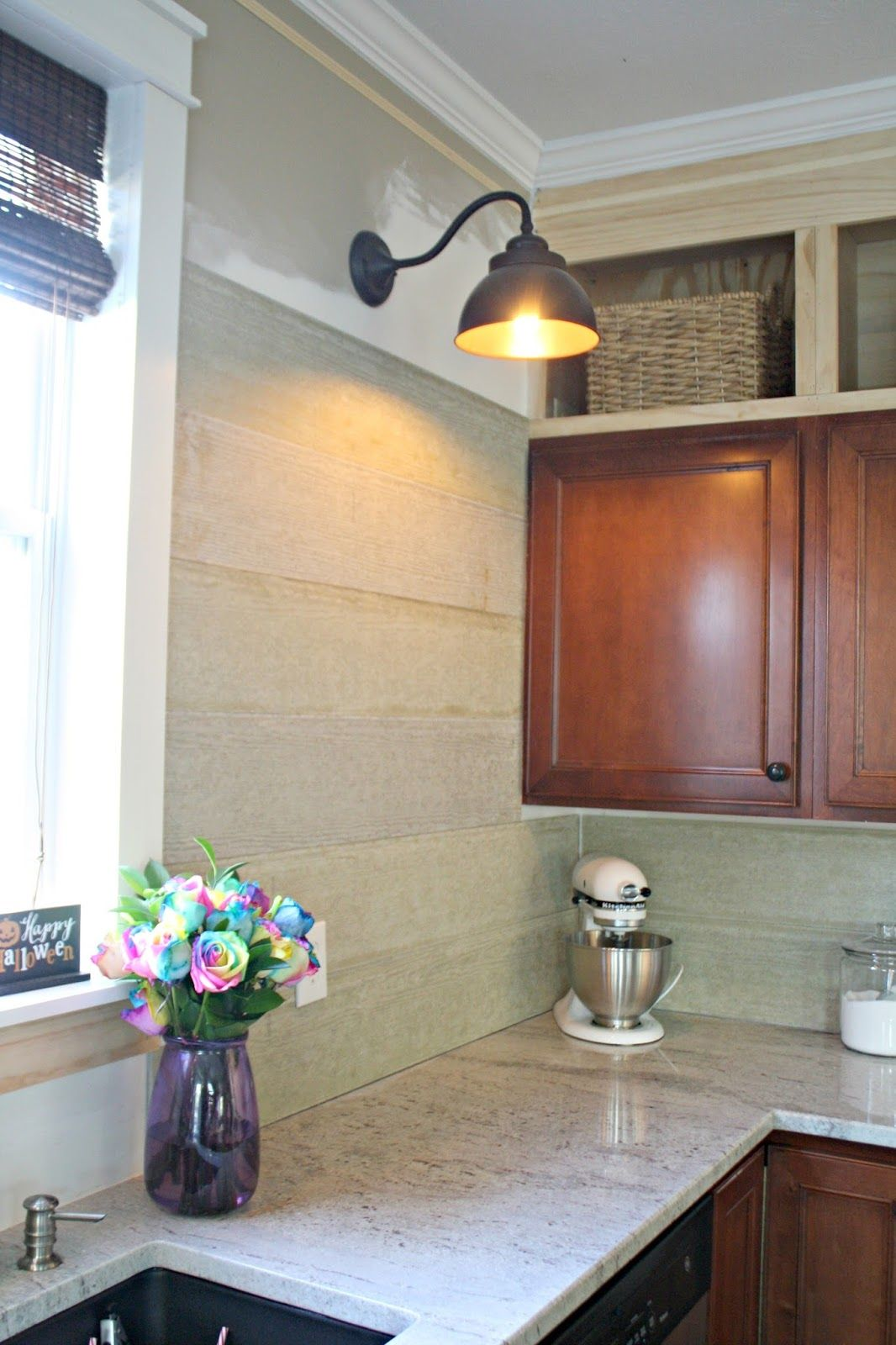 my unusual backsplash choice fiber cement board cement and kitchens
