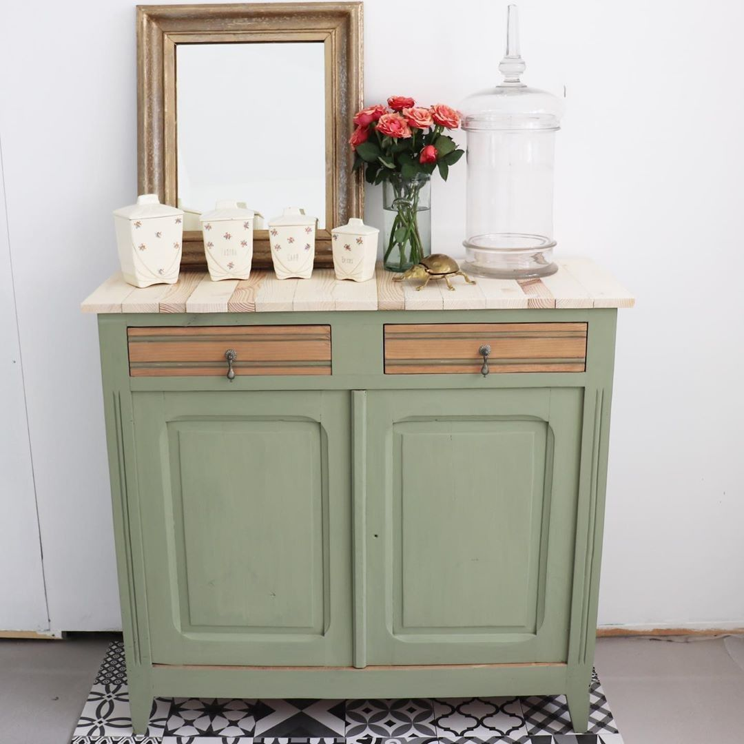 34++ Peindre un meuble en couleur trends