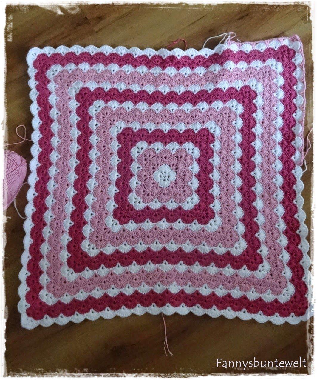 Ich habe vor kurzem bei Facebook mal diese Decke gepostet, die ich ...