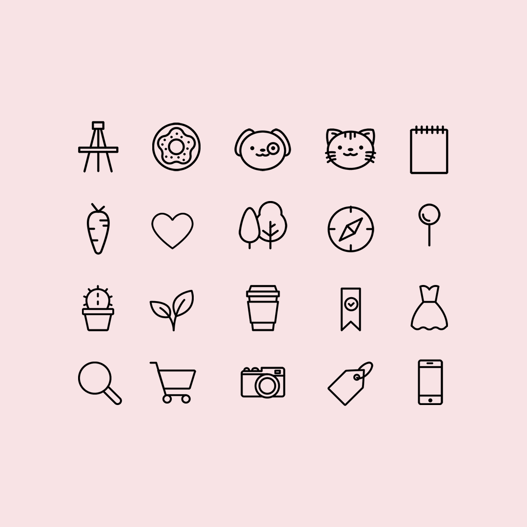 Instagram Highlight Templates Instagram Highlight Icons