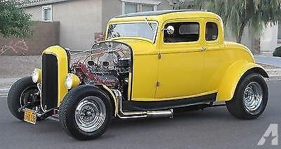 Miller S Coup From American Graffiti Classic Trucks Hot Rod