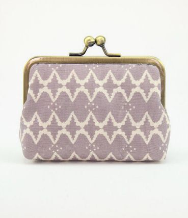 Pattern Coin Purse / Mini wallet / Change
