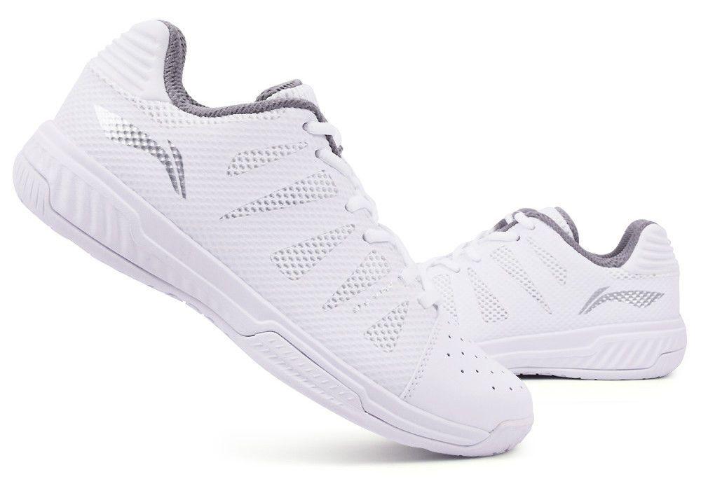 LI-NING Men's Badminton Shoes DUAL