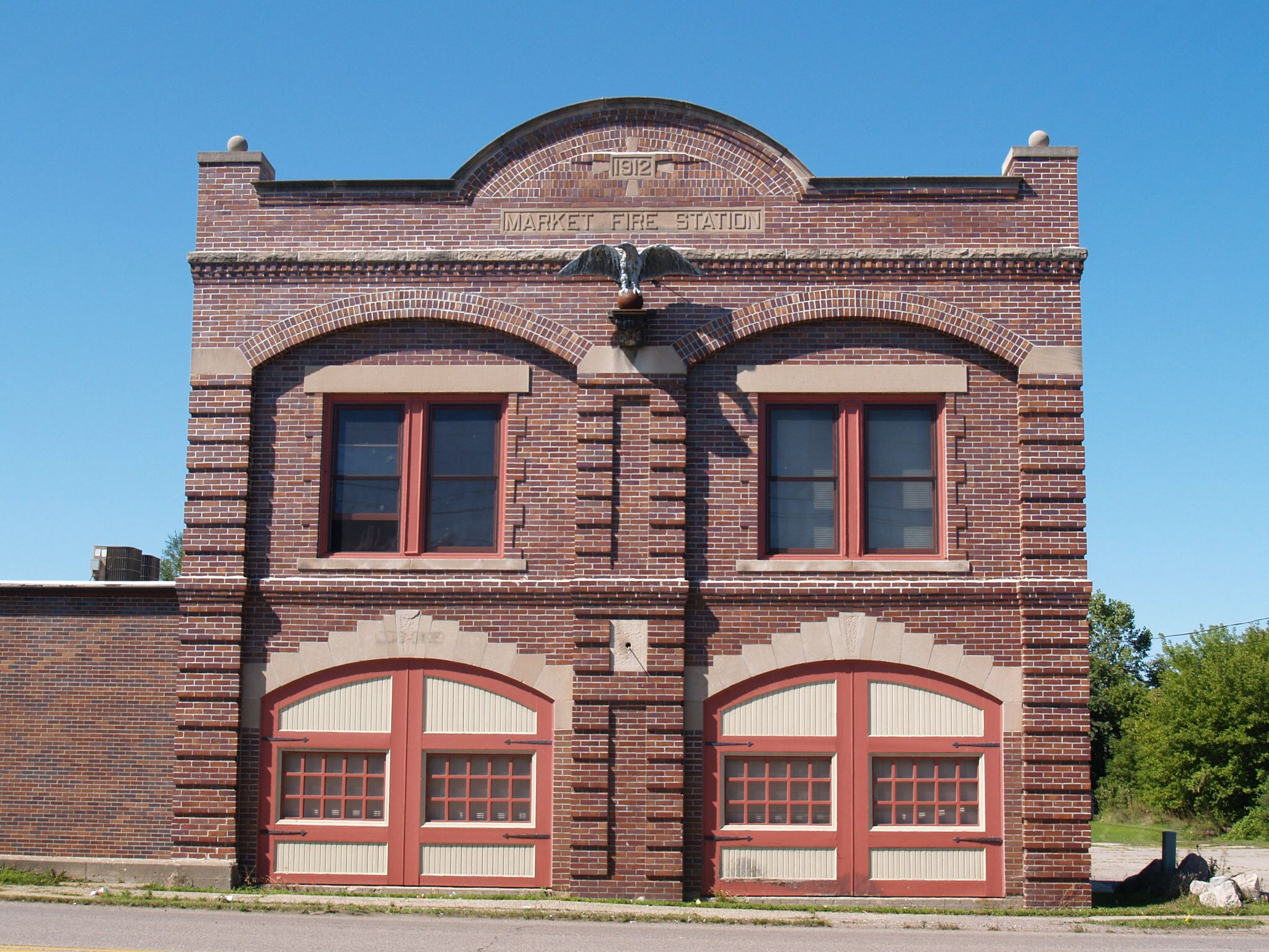 old fire station for sale ohio