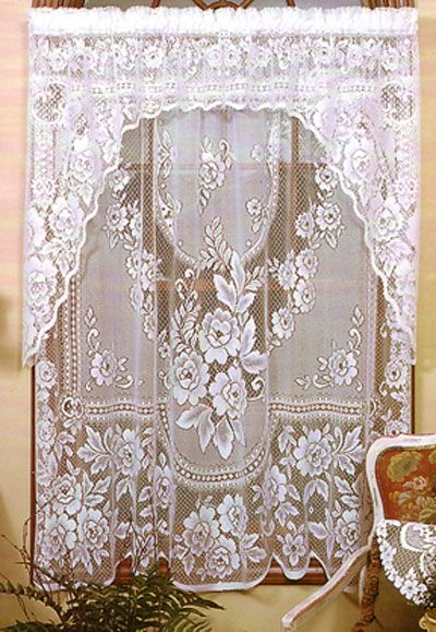 1000+ images about Curtains on Pinterest | Balloon shades, Lace ...