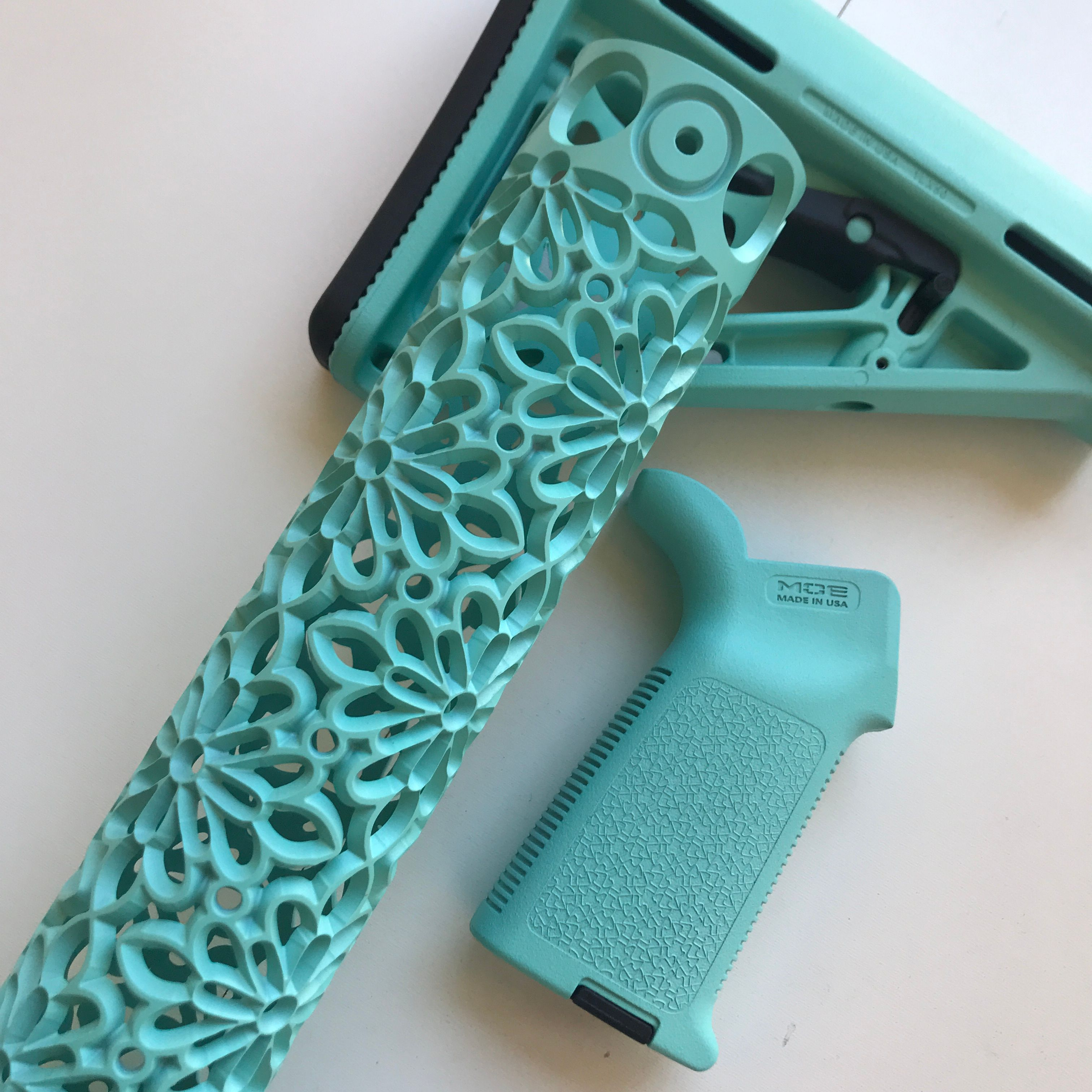 Pin On Ar15 Hand Guards Patterns