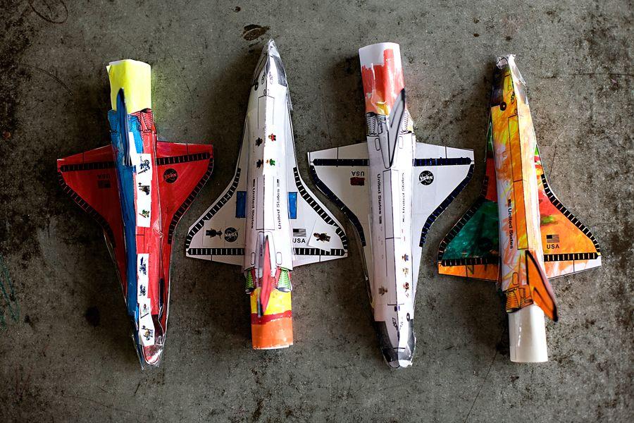 Diy {Shuttle Launcher}