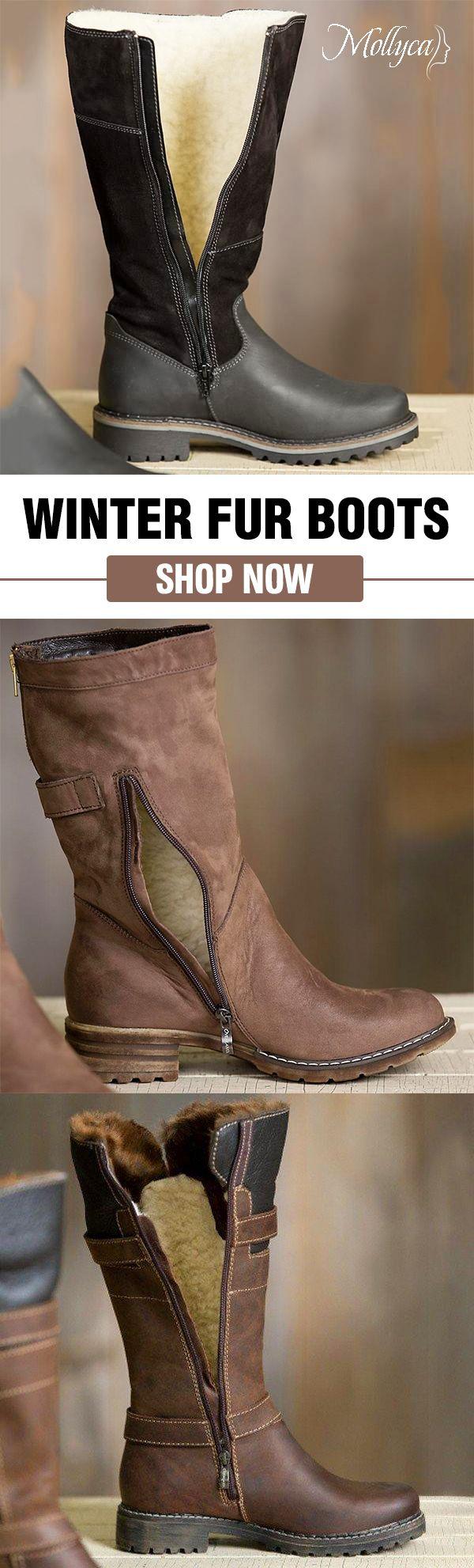 Super Warm,Super Comfy Winter Boots For