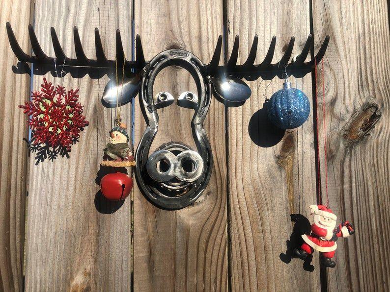 Melvin Moose wall hanging/hook