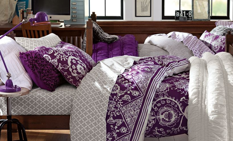 Perfect For A Horned Frog S Dorm Room From Pb Teen S