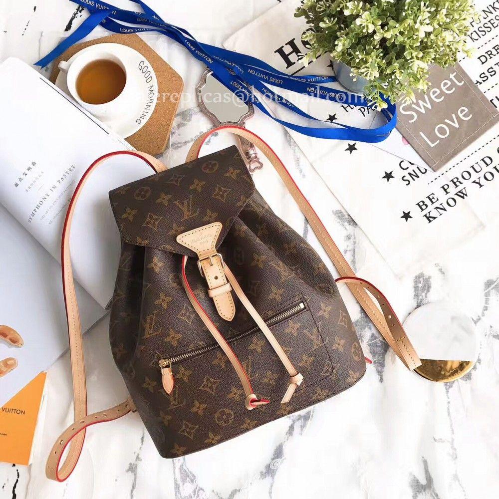 c1b91807384a Louis Vuitton Montsouris Backpack M43431 - 1