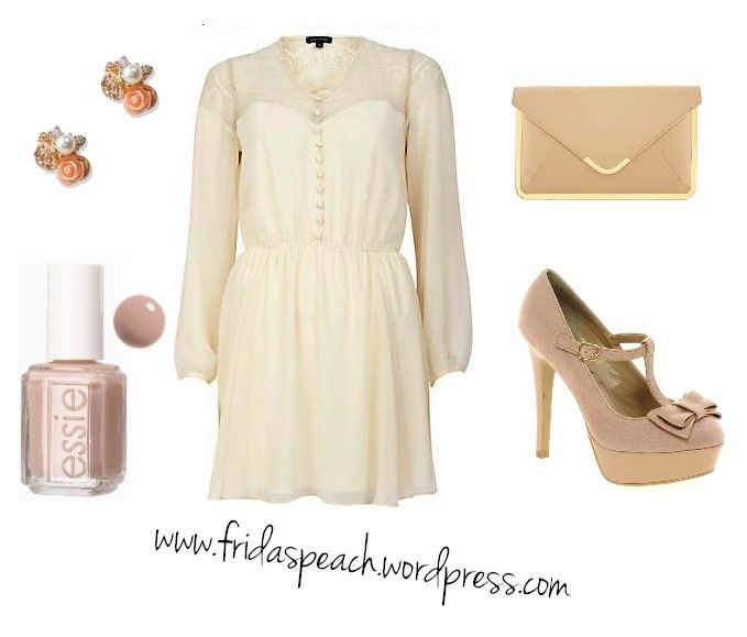 My suggestion for an outfit when meeting the in-laws for the first time :) River Island, Forever 21, Essie & Asos