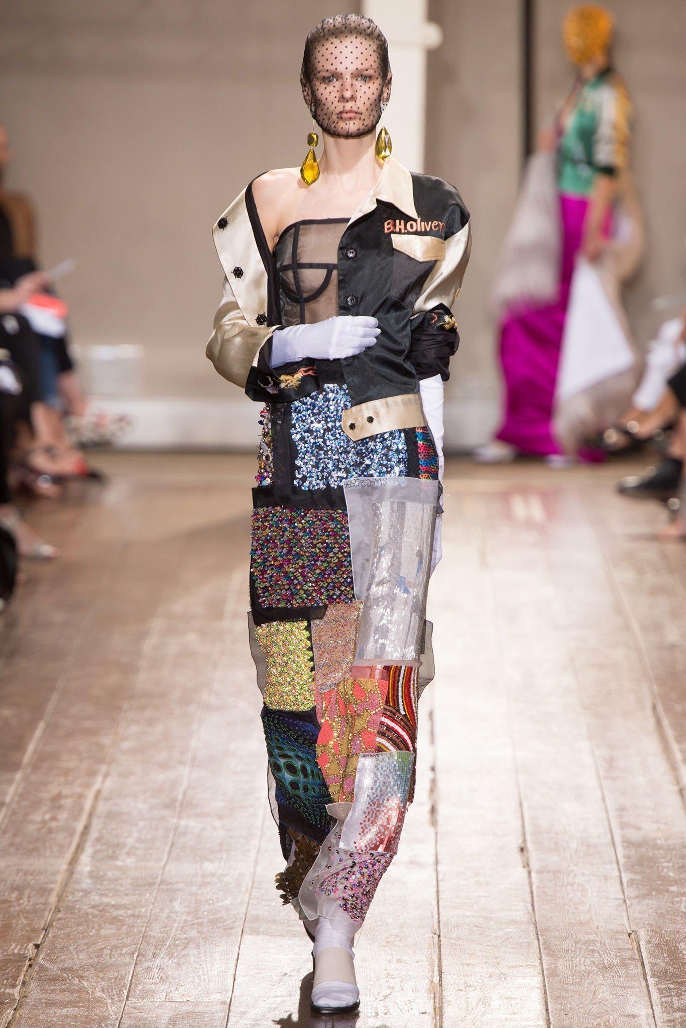 Maison Margiela Fall 2014 Couture Fashion Show