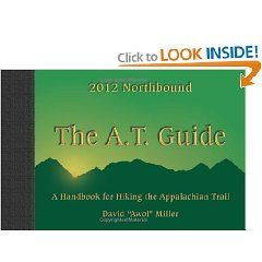 2012 Northbound Appalachian Trail Guide