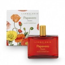 Pipacs illatú Eau de Parfum Hölgyeknek - Rendeld meg online! Lerbolario Naturkozmetikumok http://lerbolario-naturkozmetikumok.hu/kategoriak/testapolas/parfumok