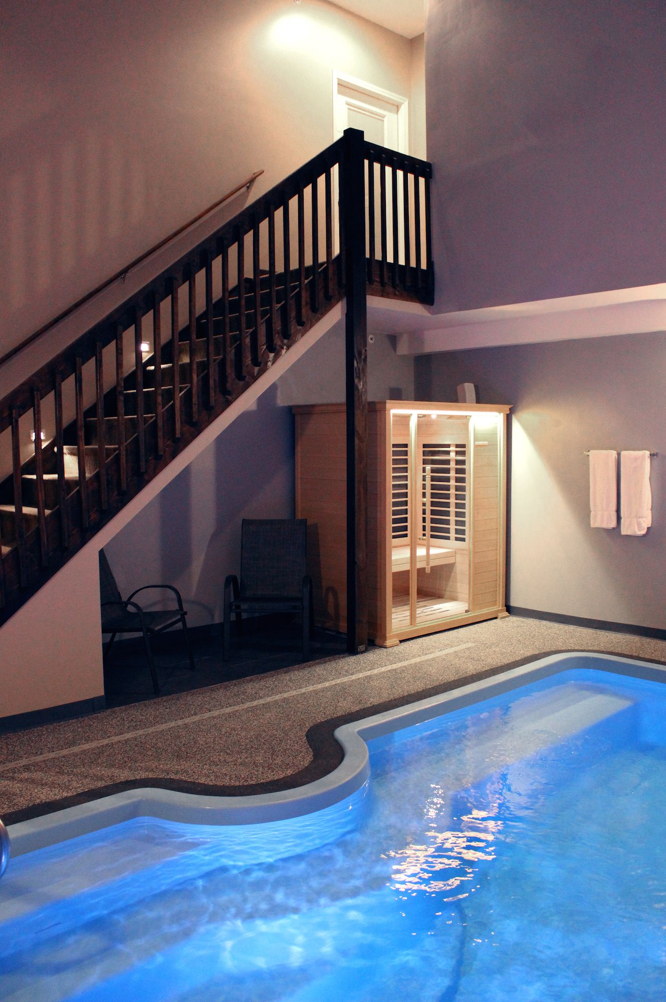 Belamere Suites | The Grand Royal Swimming Pool Suite