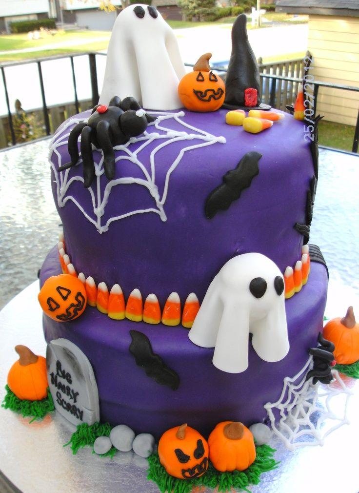 Halloween Cake Amazing Cakes Pinterest Halloween cakes, Cake - decorating halloween cakes