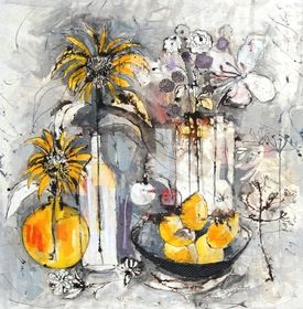 n e en 1969 c cile colombo est une artiste peintre fran aise originaire de marseille neige. Black Bedroom Furniture Sets. Home Design Ideas