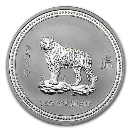 year of the tiger silver coin - Google Search