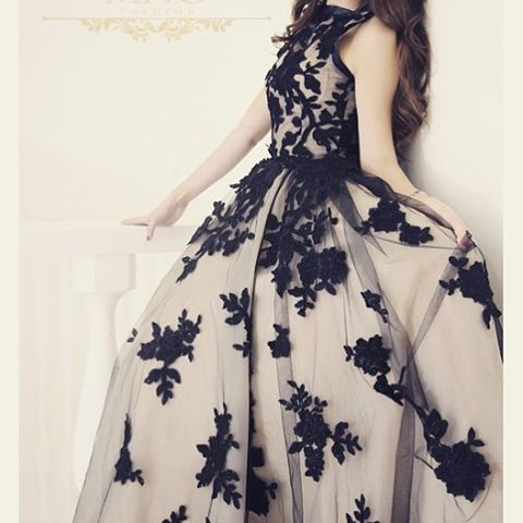 تعلمت الأناقه من نوف فاشن On Instagram نوف فاشن Nouf Fashion Black Prom Dresses Black Lace Prom Dress Lace Dress Black