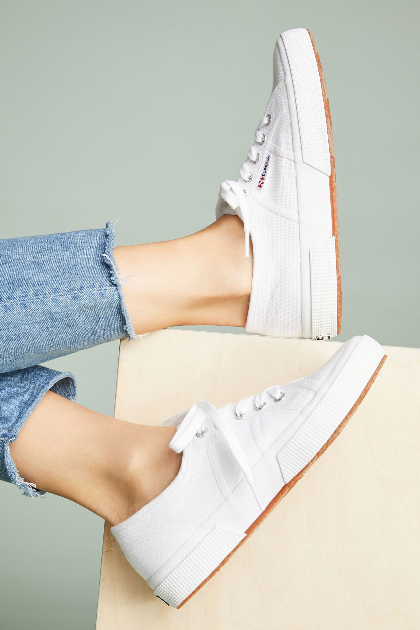 8516fcfb4 Shop the Superga Core Classic Sneakers at Anthropologie today. Read  customer reviews, discover product details and more.