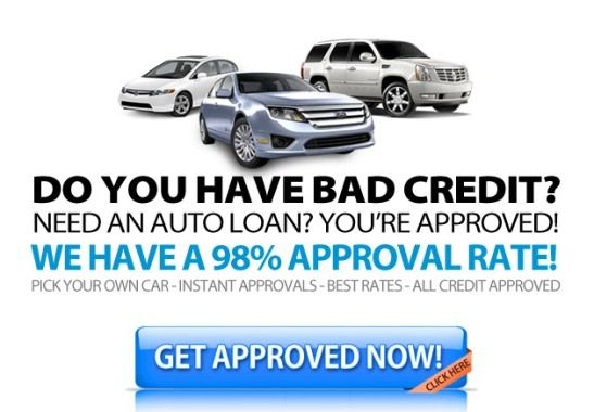 Car Loans For People With Bad Credit >> Need An Auto Loan You Re Approved Bad Credit Loans In