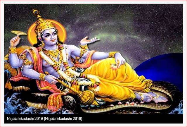 vdvthi Nirjala Ekadashi,Why is Nirjala Ekadashi celebrate