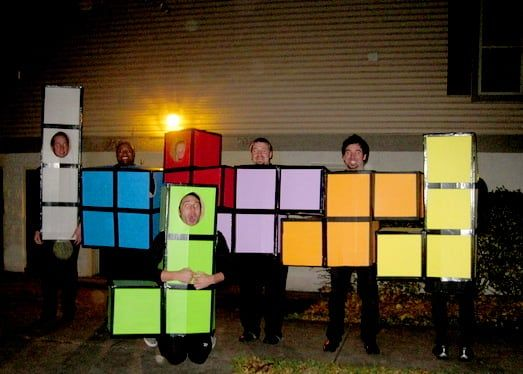 15 Ways To Win Halloween With A Group Costume Creative costumes - halloween group costume ideas for work