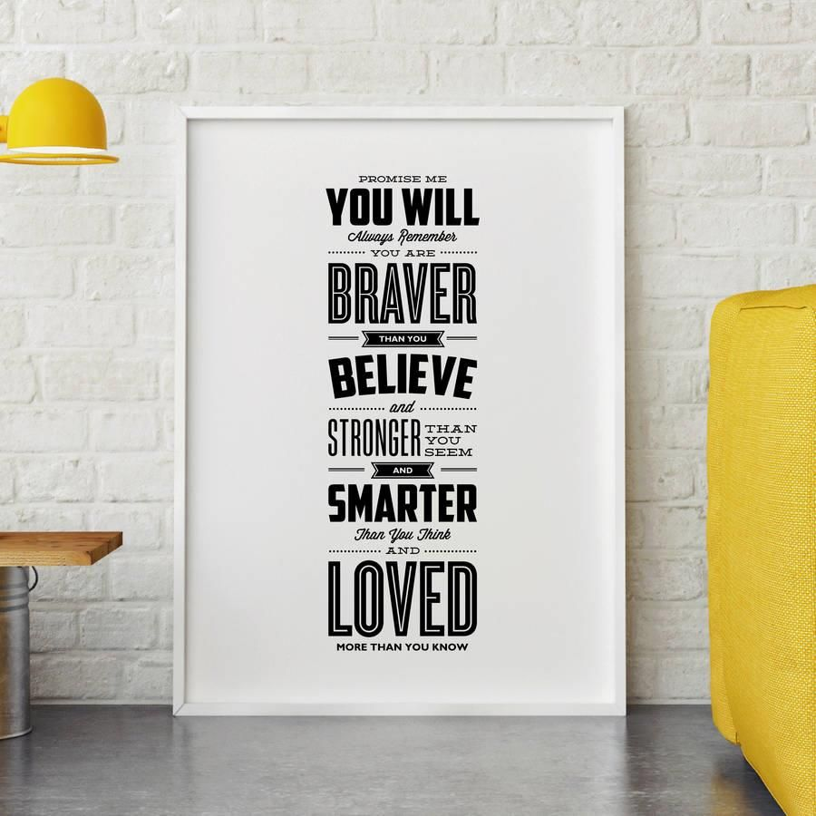 You Are Loved More Than You Know http://www.amazon.com/dp/B01BLFE9ZE motivationmonday print inspirational black white poster motivational quote inspiring gratitude word art bedroom beauty happiness success motivate inspire