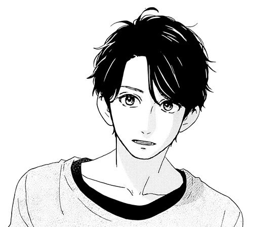 Shishio Satsuki. // Manga: Hirunaka no Ryuusei