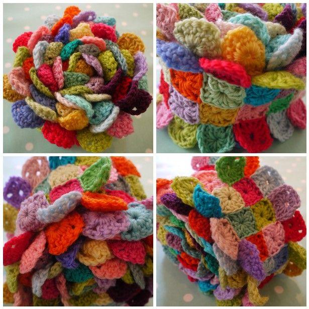 crochet stamp