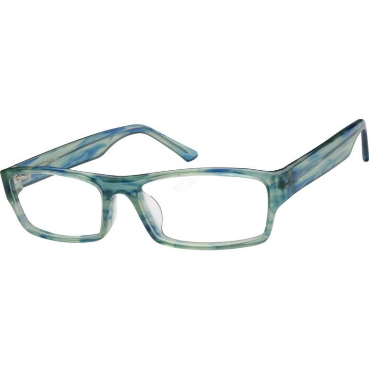 Blue Rectangle Glasses 606116   Zenni Optical Eyeglasses is part of information-technology - Order online, unisex blue full rim acetate rectangle eyeglass frames model 606116  Visit Zenni Optical today to browse our collection of glasses and sunglasses